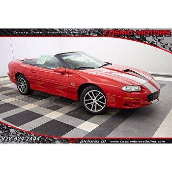 2002 Chevrolet Camaro for sale 101518638