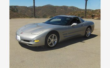 2002 Chevrolet Corvette for sale 100736325