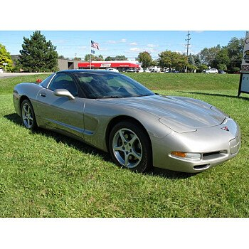 2002 Chevrolet Corvette Coupe for sale 101052488