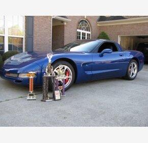 2002 Chevrolet Corvette Coupe for sale 101176577