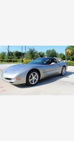 2002 Chevrolet Corvette Coupe for sale 101002629