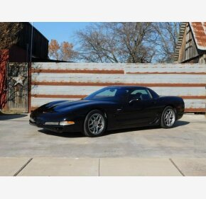 2002 Chevrolet Corvette Z06 Coupe for sale 101064409