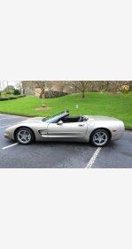2002 Chevrolet Corvette Convertible for sale 101095523