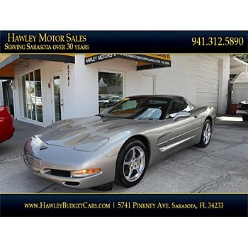 2002 Chevrolet Corvette Coupe for sale 101183551