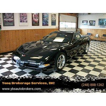2002 Chevrolet Corvette Coupe for sale 101202149