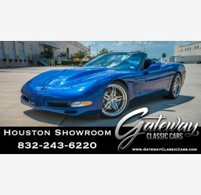 2002 Chevrolet Corvette Convertible for sale 101215232