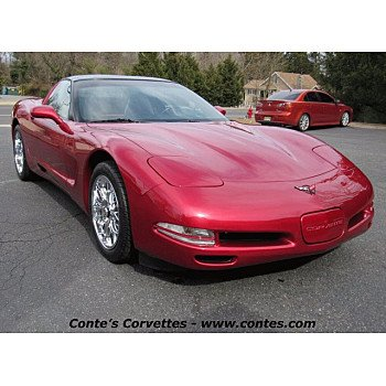 2002 Chevrolet Corvette for sale 101347817