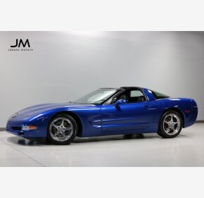 2002 Chevrolet Corvette for sale 101374245