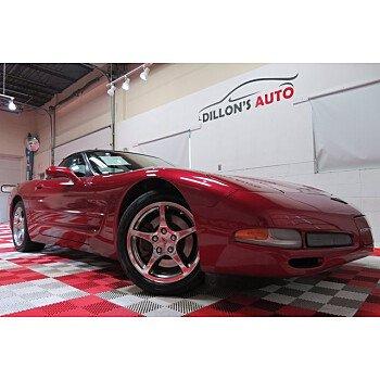 2002 Chevrolet Corvette for sale 101375249