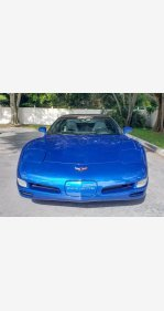 2002 Chevrolet Corvette Coupe for sale 101377118