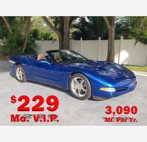 2002 Chevrolet Corvette for sale 101388973