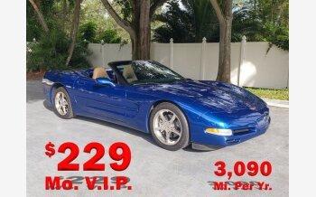 2002 Chevrolet Corvette for sale 101388973