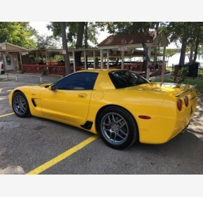 2002 Chevrolet Corvette for sale 101402393