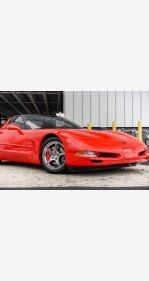 2002 Chevrolet Corvette Coupe for sale 101406005