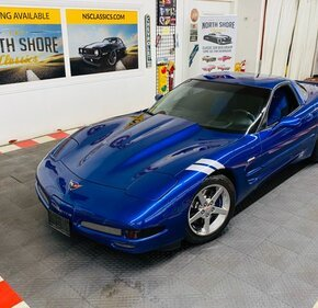 2002 Chevrolet Corvette for sale 101408011