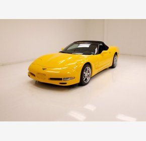 2002 Chevrolet Corvette Convertible for sale 101409888