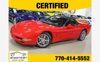 2002 Chevrolet Corvette for sale 101433271