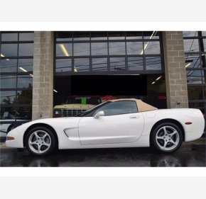 2002 Chevrolet Corvette for sale 101457452