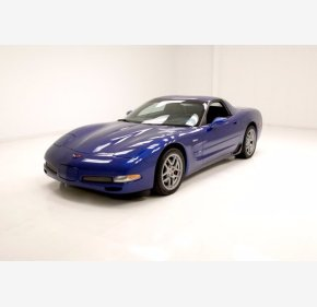 2002 Chevrolet Corvette Z06 Coupe for sale 101479556