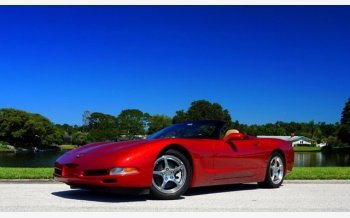 2002 Chevrolet Corvette for sale 101615932