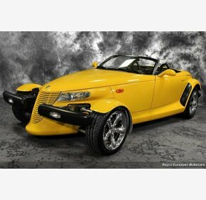2002 Chrysler Prowler for sale 101248418