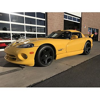 2002 Dodge Viper RT/10 Roadster for sale 101101342