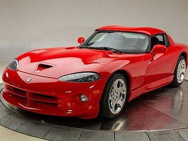 2002 Dodge Viper RT/10 Roadster for sale 101214193