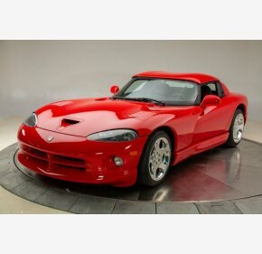 2002 Dodge Viper RT/10 Roadster for sale 101214193