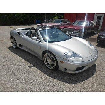 2002 Ferrari 360 for sale 100827018