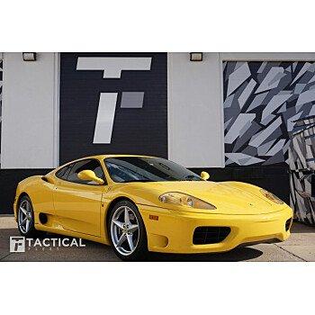 2002 Ferrari 360 Modena for sale 101193901