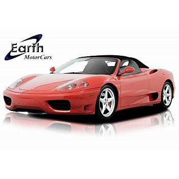 2002 Ferrari 360 Spider for sale 101267514