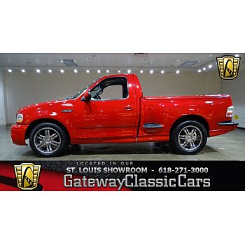 2002 Ford F150 2WD Regular Cab Lightning for sale 100963667