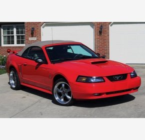 2002 Ford Mustang GT Convertible for sale 101045602