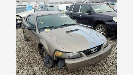 2002 Ford Mustang Coupe for sale 101104769