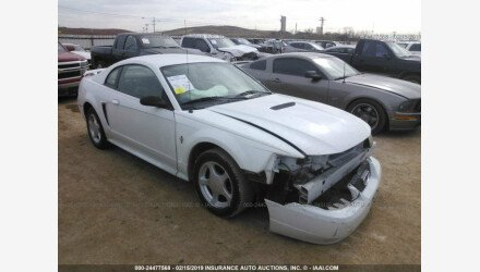 2002 Ford Mustang Coupe for sale 101106714