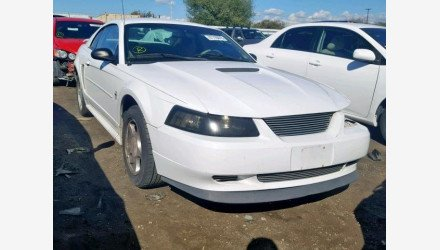2002 Ford Mustang Coupe for sale 101109749