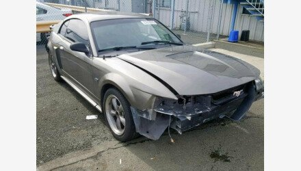 2002 Ford Mustang GT Coupe for sale 101109758