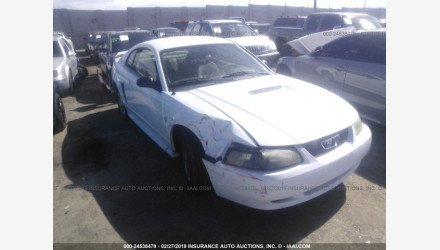 2002 Ford Mustang Coupe for sale 101110449