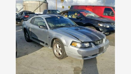 2002 Ford Mustang GT Coupe for sale 101119391