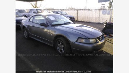 2002 Ford Mustang Coupe for sale 101122883