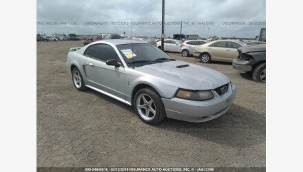 2002 Ford Mustang Coupe for sale 101124769