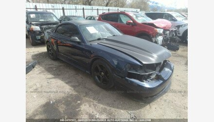 2002 Ford Mustang GT Coupe for sale 101125776