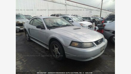 2002 Ford Mustang Coupe for sale 101126377