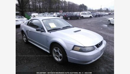 2002 Ford Mustang Coupe for sale 101126378