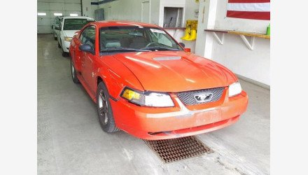 2002 Ford Mustang Coupe for sale 101129753