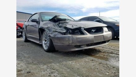 2002 Ford Mustang Coupe for sale 101129754