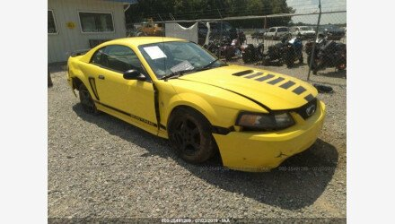 2002 Ford Mustang Coupe for sale 101184783