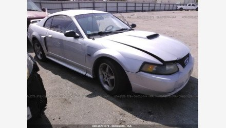 2002 Ford Mustang GT Coupe for sale 101186850