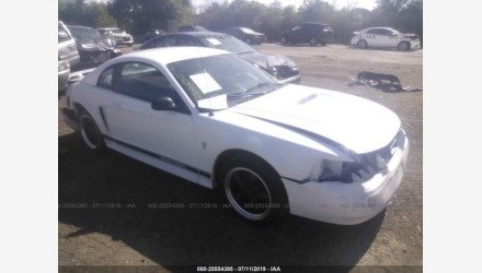2002 Ford Mustang Coupe for sale 101188287