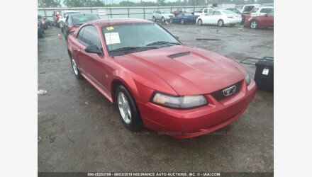 2002 Ford Mustang Coupe for sale 101218185